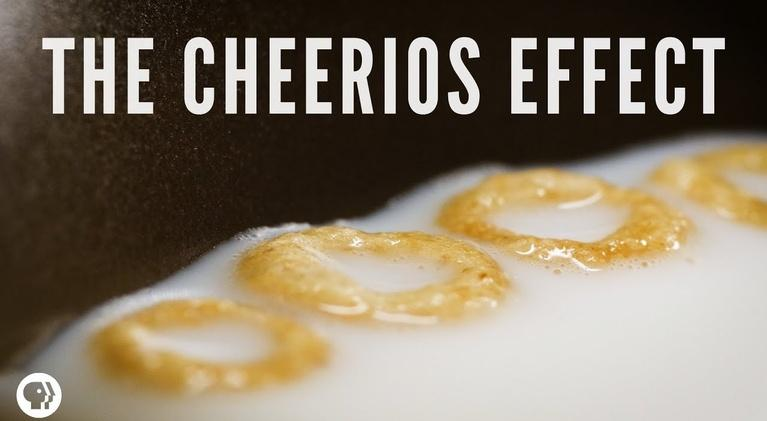 It's Okay to Be Smart: The Cheerios Effect