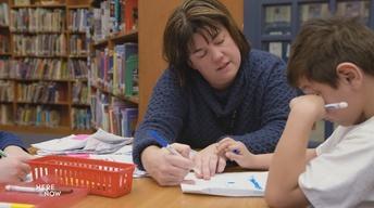 Legislature Debates School Library Funding Bills