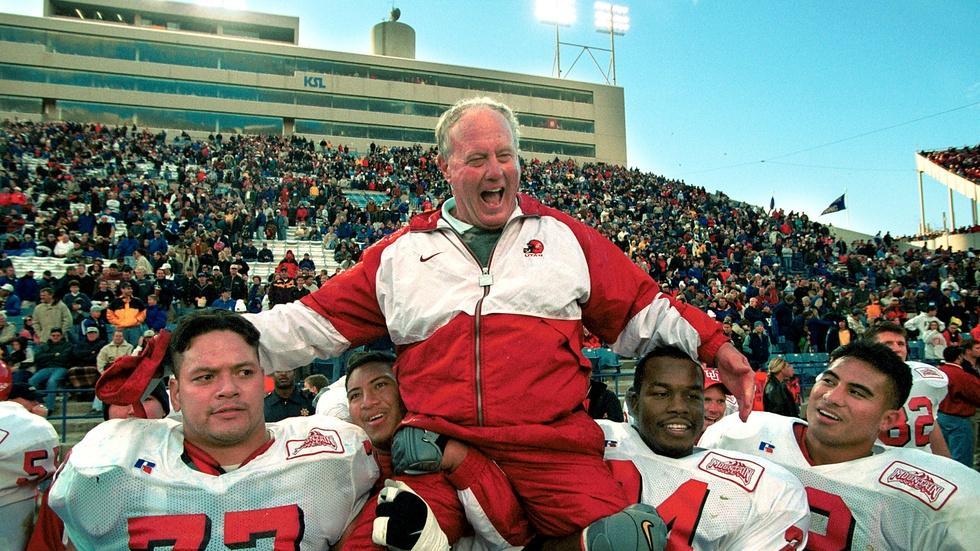 Coach Ron McBride image