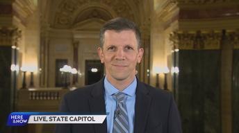 Senate Debates Late Budget
