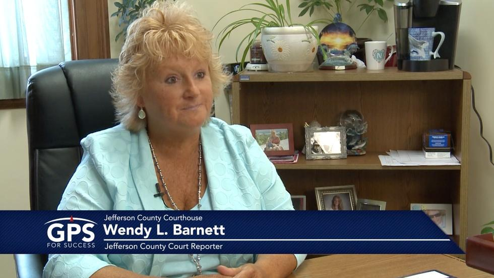 Wendy L. Barnett Extended Interview image
