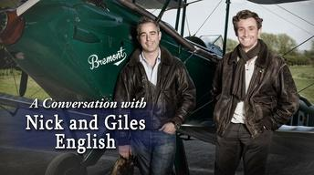 A Conversation with Nick and Giles English