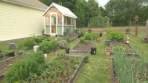 Volunteer Gardener 2601