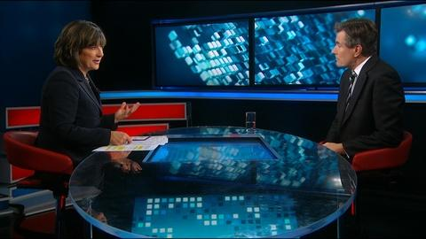 Amanpour on PBS -- Tony Schwartz and John Sawers