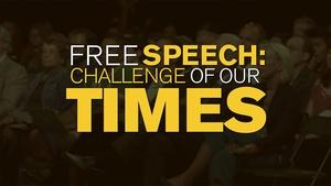 Free Speech: Challenge of Our Times 104