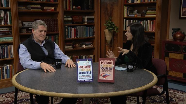 The Bookmark: Dr. Matt Minson, Prepare to Defend Yourself