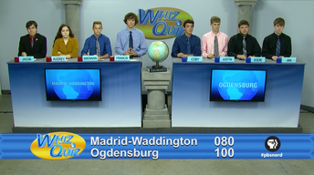 Madrid-Waddington vs. Ogdensburg