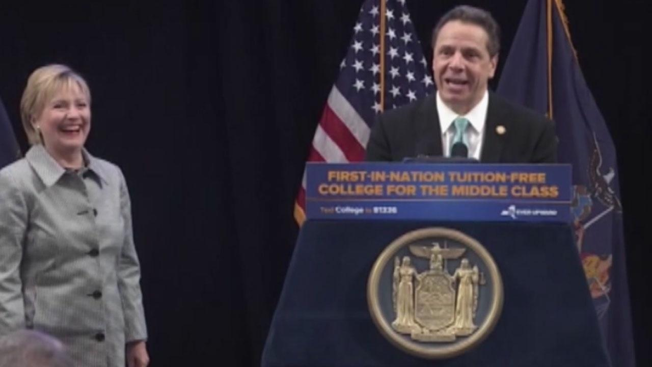 Cuomo's Post-Budget Victory Tour