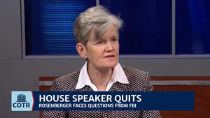 The Sudden Fall of Speaker Cliff Rosenberger