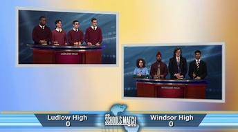 Ludlow High vs. Windsor High (April 7, 2018)