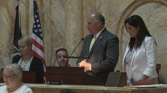 Final budget shutdown hurdle cleared as legislative leaders