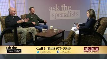 Ask the Home Energy Specialists