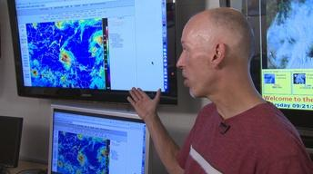 """From """"The Cave"""" We Look At How The UW Tracks Hurricanes"""