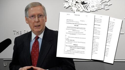 Senate Republicans debate Obamacare replacement bill Video Thumbnail