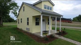 Nolan's New Gig / Tiny Homes
