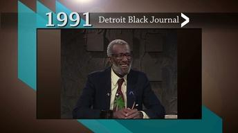 Detroit Black Journal Interview: Wally Amos