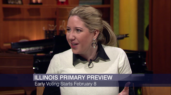 Early Voting for Illinois Primary Less Than a Month Away