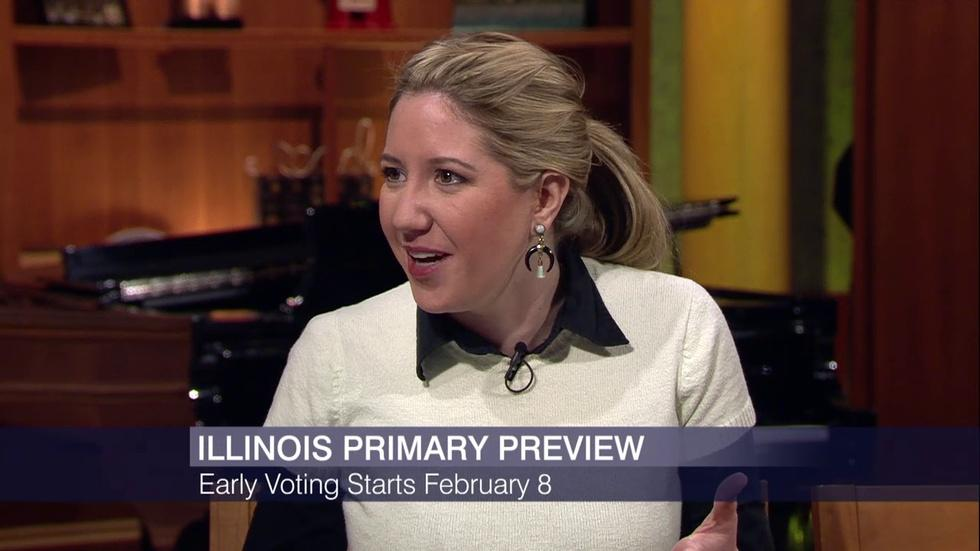 Early Voting for Illinois Primary Less Than a Month Away image