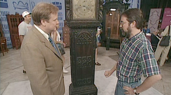 S21 Ep21: Appraisal: 1994 English Tall Case Clock