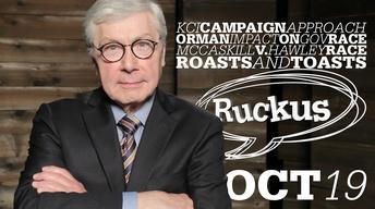KCI Campaign, Greg Orman, MO US Senate Race - Oct 19, 2017