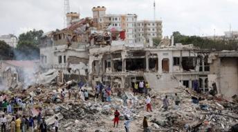 News Wrap: U.S. airstrike targets al-Shabab militants