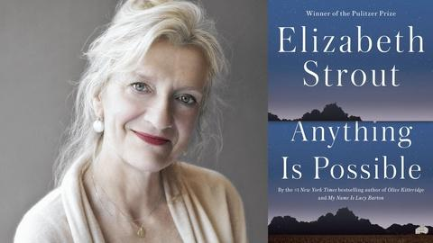 Book View Now -- Elizabeth Strout | 2017 National Book Festival