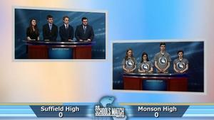 Suffield High vs. Monson High (Feb. 17, 2018)
