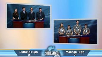 Suffield High vs. Monson High (Feb. 17, 2018)
