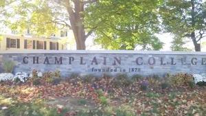 Champlain College Student Showcase - Spring 2018
