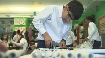 New STEM Education Options for Middle Schools