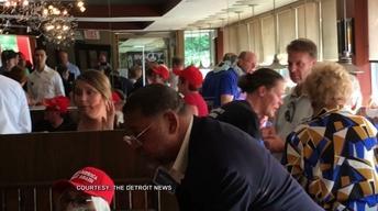 Trump Supporters in Michigan