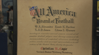 S22 Ep6: Appraisal: 1929 Red Cagle All-American Certificate