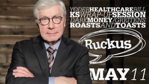 Yoder/AHCA, KS Legislature, Dark Money - May 11, 2017