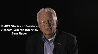 Sam Raber Vietnam War Interview