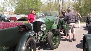 Vintage Auto's Tour the Adirondacks
