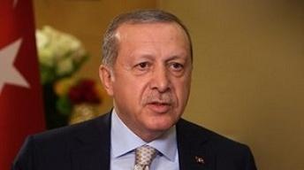 Erdogan questions U.S. arming Kurdish 'terrorists'