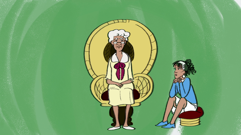 StoryCorps Shorts: Silvia's Legacy