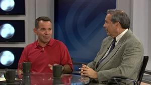 Dick Gabriel and Drew Deener