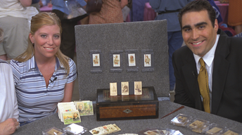 S21 Ep22: Appraisal: Tobacco Card Collection, ca. 1885