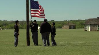 Fort Richardson, the Trailblazer & Lavaca Lessons