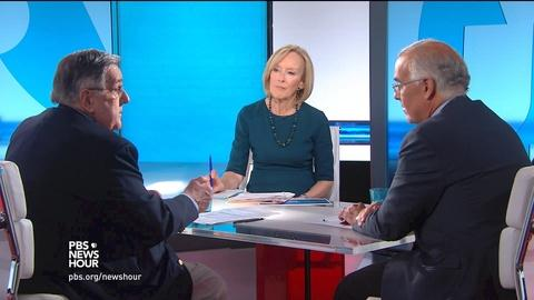 PBS NewsHour -- Shields and Brooks on Trump dismantling Obama's achievements