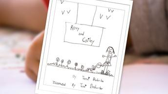 2017 PBS Kids Young Writers Contest Winner - Tanvi Salil Bed