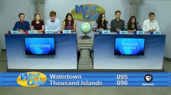 Watertown vs. Thousand Islands 2017