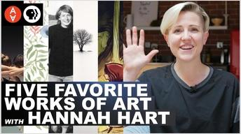 S3 Ep46: Five Favorite Works of Art with Hannah Hart