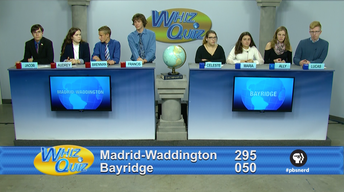 International Championship Madrid-Waddington vs. Bayridge