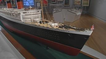 Ocean Liners, Actor Brian Cox, and more