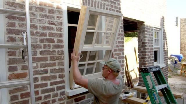 Rough Plumbing | The Charleston Houses
