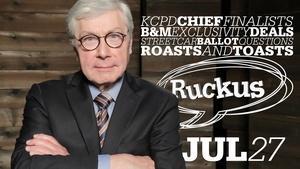 KCPD Chief, Burns & Mac/KCI, Streetcar Vote - Jul 27, 2017