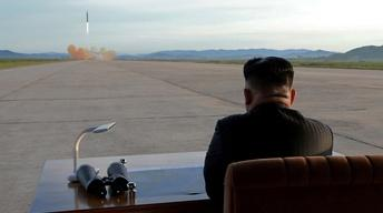 News Wrap: North Korea grabs attention with new missile test