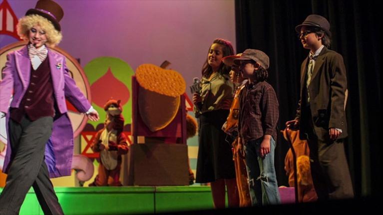 KVIE Arts Showcase: Young Actors Stage